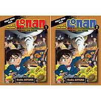Combo Thám Tử Lừng Danh Conan: Hoa Hướng Dương Trong Biển Lửa (2 Tập)