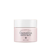 Kem dưỡng da chiết xuất hoa trà Dewytree Camellia Extract 10ml - ( Bản Mini)