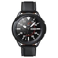 Ốp viền chống sốc Spigen Liquid Air màu đen cho Galaxy Watch 3 (45mm) - Hàng nhập khẩu