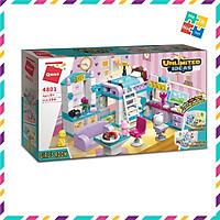 Bộ Đồ Chơi Xếp Hình Thông Minh Lego Qman Phòng Của Bé Gái Biến Đổi 3 Mô Hình 4801 Cho Trẻ 194 Chi Tiết