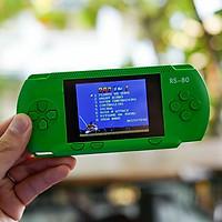 Máy chơi game điện tử 4 nút cầm tay mini 280+20 trò bộ gamer retro trò chơi cổ điển đồ họa nét hơn sup 400 lôi cuốn hơn bắn PUBG ff frefire