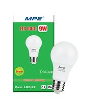 Đèn led bulb LBD-9w MPE