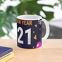 Cốc sứ Happy New Year 2021 chào đón năm mới