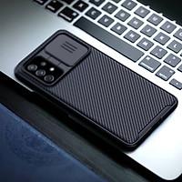 Ốp lưng cho Samsung Galaxy A72, A52, A32 NILLKIN CamShield Pro Case - Hàng Nhập Khẩu