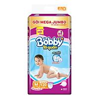 Tã Quần Bobby Gói Mega Jumbo M120 (120 Miếng)