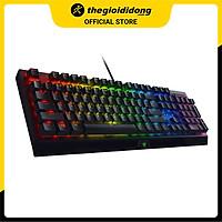 Bàn Phím Cơ Có Dây Gaming Razer BlackWidow V3 Đen - Hàng Chính Hãng