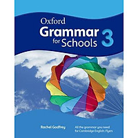 Oxford Grammar for Schools 3 Student's Book and DVD-ROM