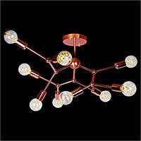 Đèn thả chùm thủy tinh APT-886-9