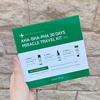 Bộ sản phẩm mini size Some By Mi AHA-BHA-PHA 30 Days Miracle Travel Kit