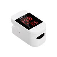 Digital Máy đo huyết áp dạng kẹp ngón tay  LED Display Blood Oxygen Sensor Saturation Mini SpO2 Monitor PR Pulse Rate Measurement