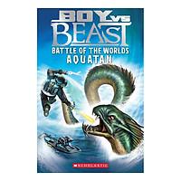 Boy Vs. Beast #1: Aquatan