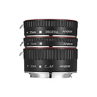 Vòng Mở Rộng Máy Ảnh Andoer Cho Canon all EF and EF-S Lenses ( 13mm+21mm+31mm) (3 Cái)