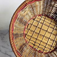 Giỏ đựng đồ đa năng đan bằng tre - Hàng thủ công mỹ nghệ - BE192