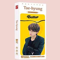 Postcard V BTS butter