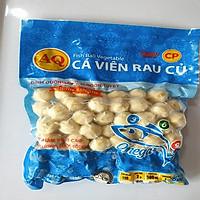 Cá viên rau củ không hàn the - hàng nhà máy chế biến Thực phẩm C.P Việt Nam 500gr