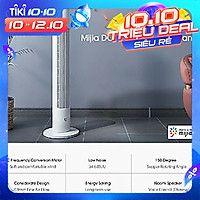 Xiaomi Mijia Bladeless Tower Fan BPTS01DM DC Frequency Conversion Summer Cooling Air Conditioner Cooler APP Control for