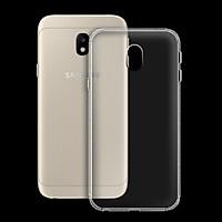 Ốp lưng cho Samsung Galaxy J3 pro- J330 - 01043 - Ốp dẻo trong - Hàng Chính Hãng