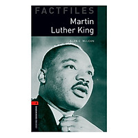 Oxford Bookworms Library (3 Ed.) 3: Martin Luther King Factfile