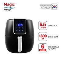 Nồi Chiên Nướng Không Dầu Magic Korea A805 6.5L - Hàng Chính Hãng