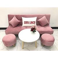 Bộ ghế sofa giường Linco sofa bed phòng khách SFB--10