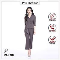 ÁO SƠ MI KIỂU BAK52322- PANTIO