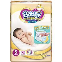Tã Quần Bobby Extra Soft Dry S70