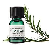 Tinh Dầu Cho Da Mụn The Body Shop Tea Tree Oil (10ml)
