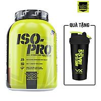 Iso Pro 5lbs 100% Hydrolyzed Dòng Whey Protein Hỗ Trợ Tăng Cơ - Giảm Mỡ Chính Hãng VitaXtrong