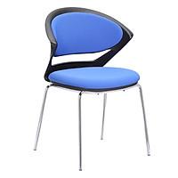 Ghế đa năng cao cấp khung kim loại dùng trong phòng họp, ngoài trời, pantry, nhà hàng, quán cafe, bàn trang điểm... mã sản phẩm K000-018, K000-019