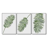 Bộ 3 Tấm Tranh Nghệ Thuật Phòng Bếp Q31A-6115 (40 x 60 cm)