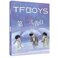 Photobook Tfboys A4 lần đầu tỏ tình album ảnh tặng kèm poster tập ảnh thần tượng nhóm nhạc trung quốc tặng ảnh thiết kế vcone