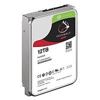 Ổ Cứng HDD NAS Seagate IronWolf 12TB/256MB/3.5 - ST12000VN0007 - Hàng Chính Hãng
