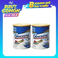 Combo 02 hộp Glucerna Vanilla 850g - Sữa cho người tiểu đường nhập Úc
