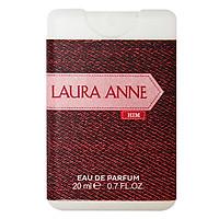Nước Hoa Nam Laura Anne Red (20ml)