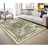 Thảm trải sàn, thảm lì Bali, thảm trang trí phòng khách 2m x 3m