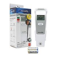 Nhiệt kế điện tử hồng ngoại đo trán, đo nhiệt độ phòng và nước