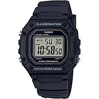 Đồng hồ nam dây nhựa Casio W-218H-1AVDF
