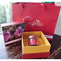 Nhụy hoa nghệ tây Organic Kashmir Saffron hộp 5g