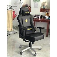 Ghế Văn Phòng/Gaming Cao Cấp E-DRA Hunter EGC206 - Màu Đen - Hàng Chính Hãng