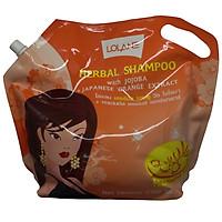 Lolane - Dầu gội jojoba 2700ml - dùng cho salon