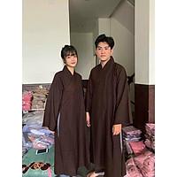 Đồ Lam Đi Chùa Áo Tràng Phật Tử Vải Đài Loan Cao Cấp