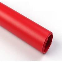 Phông nền nhựa PVC chụp ảnh sản phẩm màu đỏ