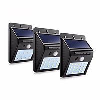 Đèn cảm ứng sử dụng năng lượng mặt trời