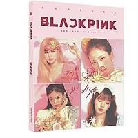 (Hồng/Xanh) Album ảnh Photobook Blackpink mẫu mới nhóm nhạc Hàn Quốc tặng ảnh Vcone
