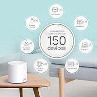 Bộ Phát Wifi Mesh TP-Link Deco X60 AX3000 MU-MIMO Hàng Chính Hãng - 3-pack