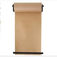Thanh treo cuộn giấy kraft (tặng kèm giấy kraft,super keo, hộp bút màu)