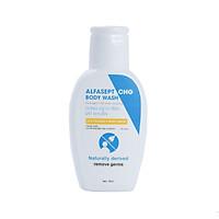Dung dịch tắm sát khuẩn ALFASEPT CHG Body Wash 50ml (Dùng cho bệnh nhân)