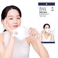 Khẩu trang y tế Hàn Quốc (1 túi/1 cái) KF94 Shin Hye Sun 4 lớp chống 94% bụi mịn