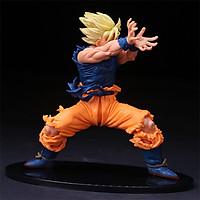 Mô hình Son Goku super saiyan Kamehameha Dragon Ball
