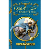 Harry Potter: Quidditch Through The Ages (Paperback) - Quidditch qua các thời đại (English Book)